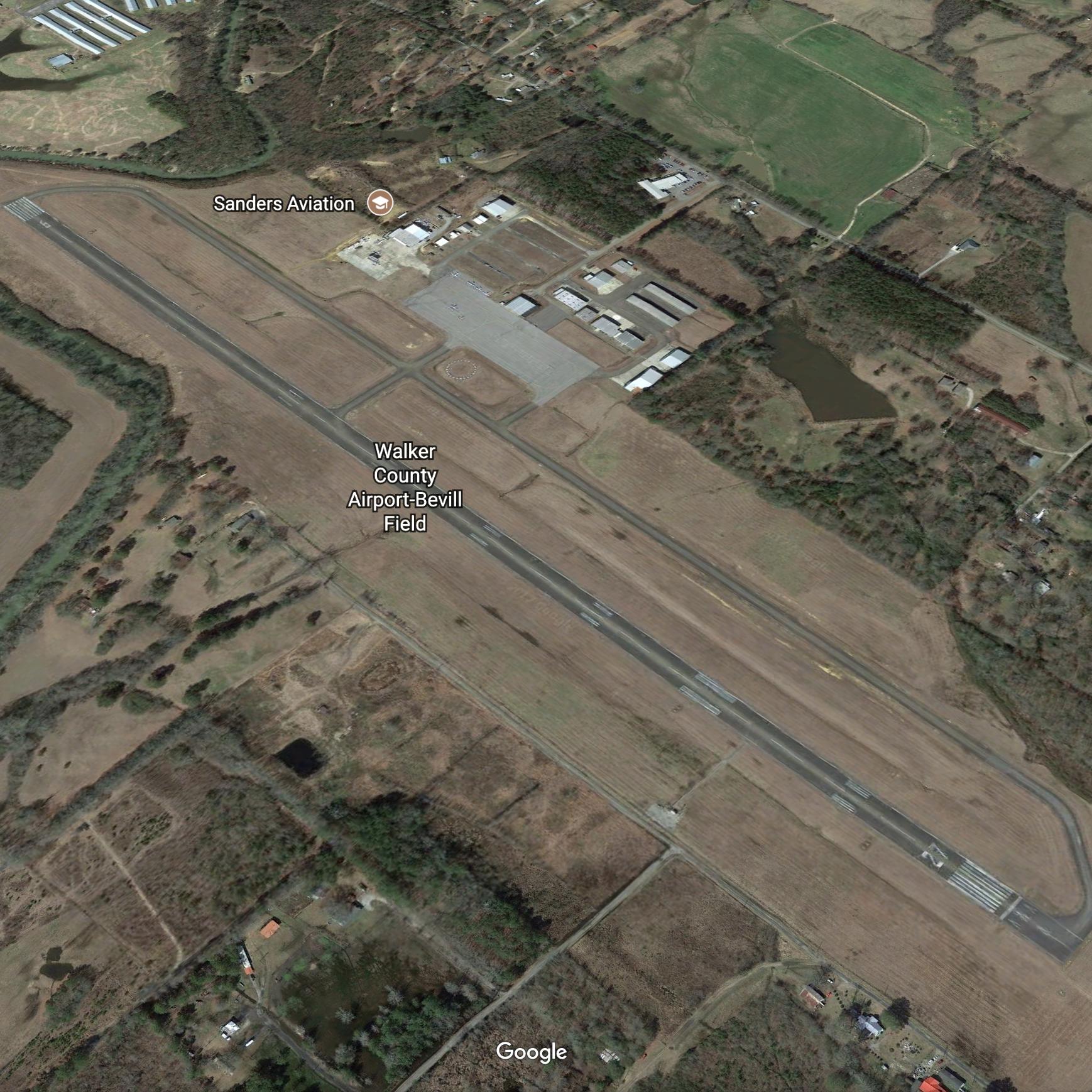 KJFX AIrport