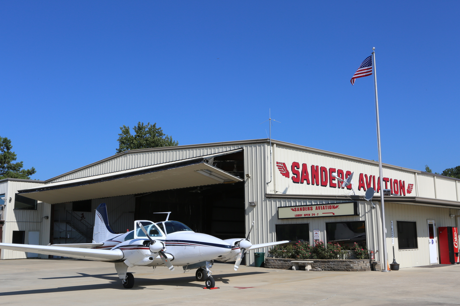 Sanders Aviation FBO